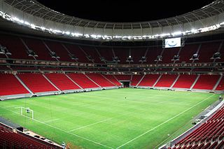 National WM Stadion in Bras�lia